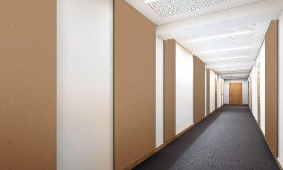 Akustik-Wandpaneel Wall Cover von acousticpearls - Lärmminderung im Raum